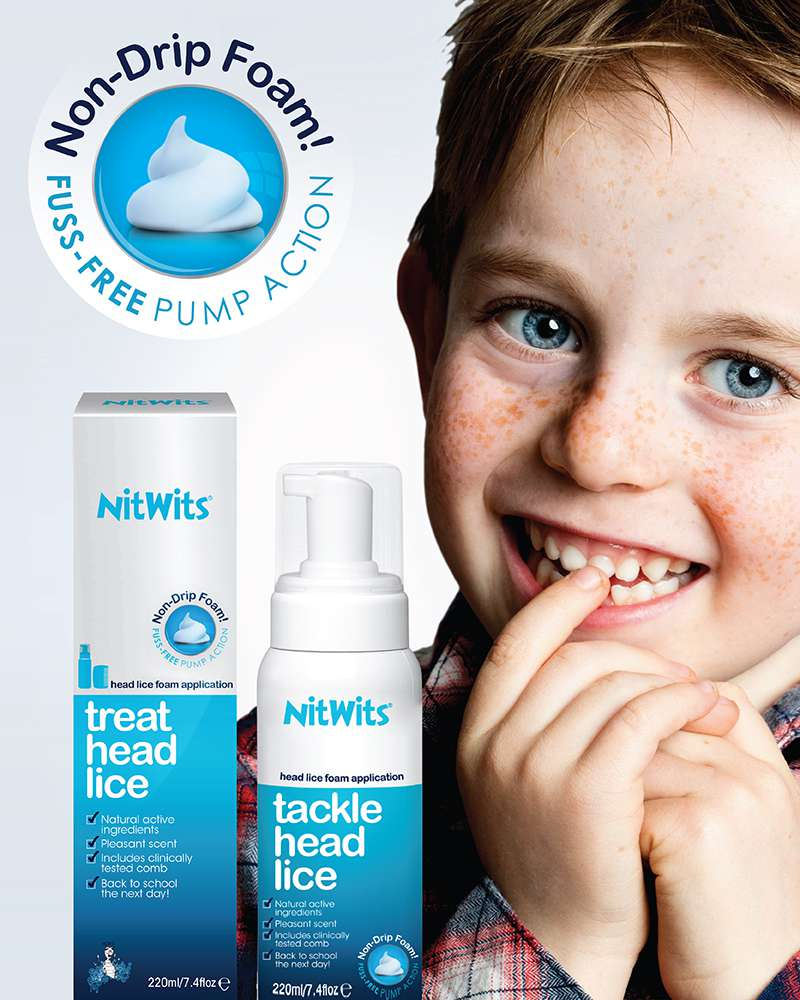 NitWits Natural Head Lice Treatment | Best Head Lice Treatment and Prevention Products
