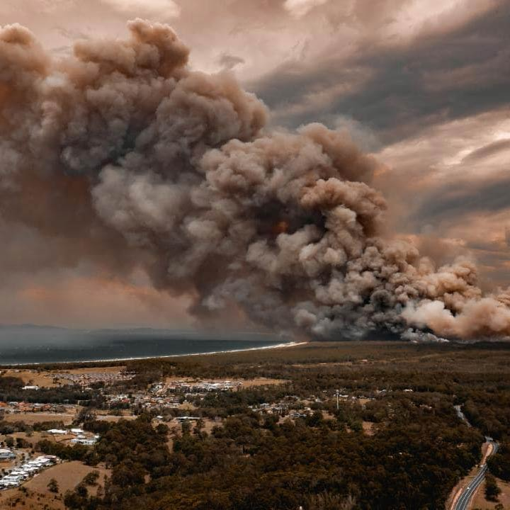 Australia Bushfires - How to Donate and Offer Support | Nad's Hair Removal Blog