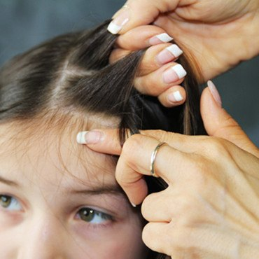 Tips for head lice checks!